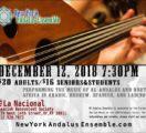 NYAE Winter Concerts