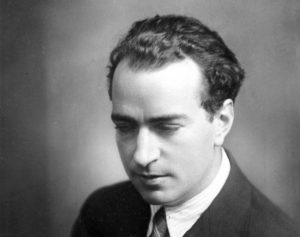 Portrait of Joaquin Rodrigo, 1935