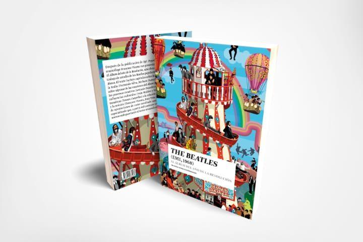 New Spanish Language Beatles Books