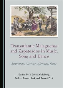 Transatlantic malagueñas book cover